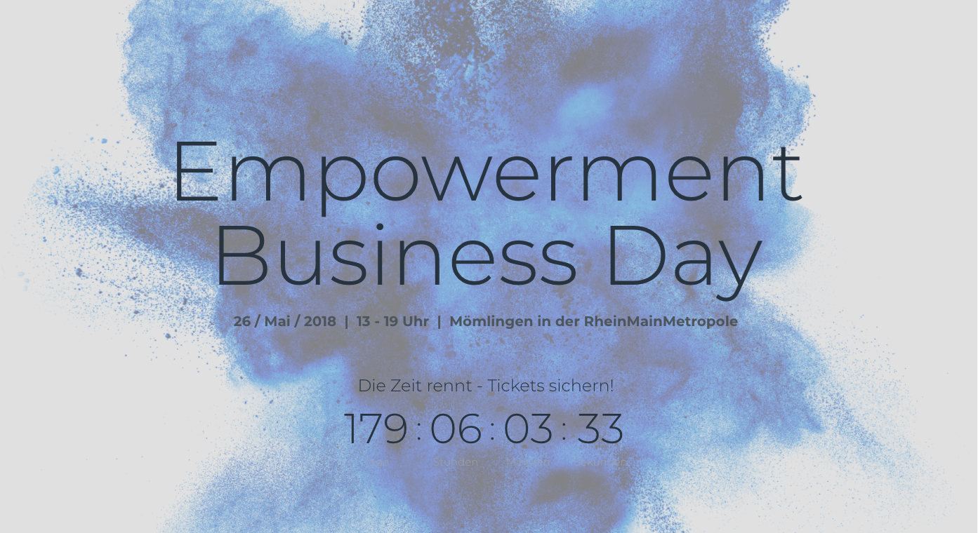 Empowerment Business Day #EBD2017